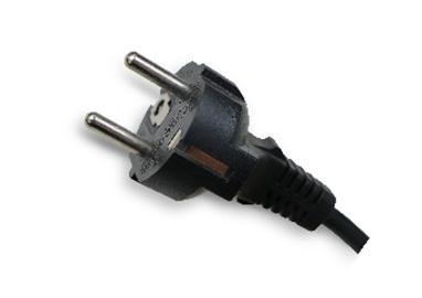 VDE插头  直式法国头(欧规三插16A 250V)