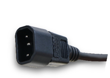 越秀品字公插(10A 250V)