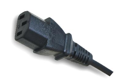 品字尾(10A 250V)