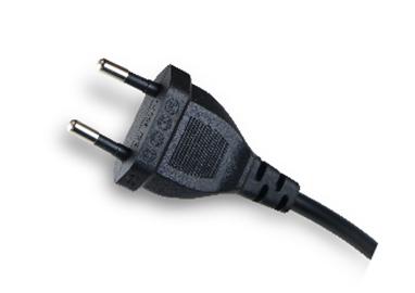 VDE插头  欧洲两插(2.5A 250V)